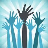 Lien et entraide dans Faire ensemble groupe-mains